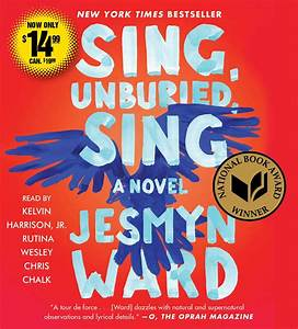 Jesmyn Ward Books  List at Simon & Schuster
