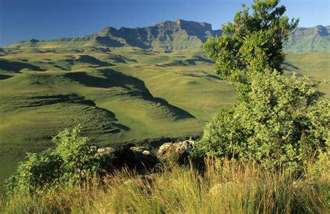 Drakensberg: UNESCO World Heritage Site