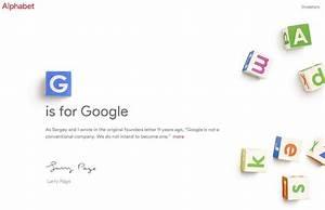 The A to Z list of brands, companies Google's Alphabet ...