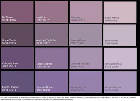 purple paint colors glidden purple minds
