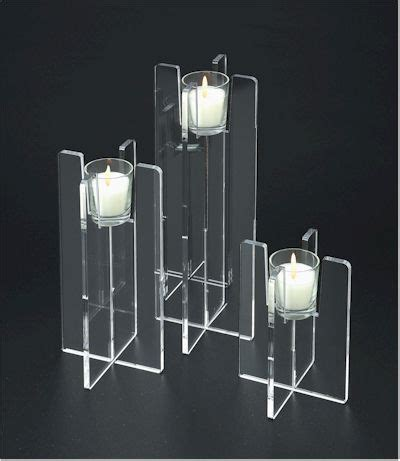 acrylic candle holders  connies creations mchenry