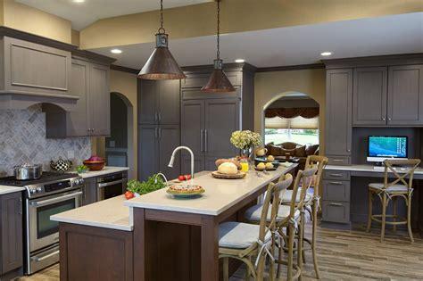 grey kitchen great room  roslyn ny grey kitchen