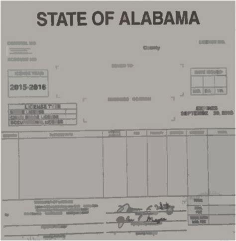 Boat Donation Alabama by Alabama Motor Vehicle Registration Requirements