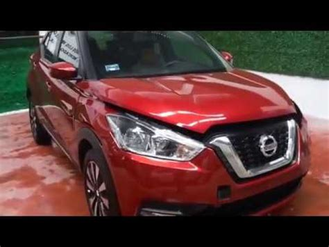 nissan kicks 2017 red disauto nissan kicks advance automatica 8 kil nueva