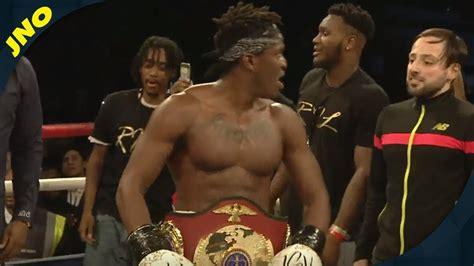 Joe Weller Boxing vs Ksi