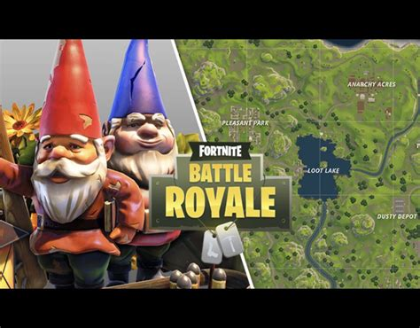 Fortnite Week 7 Challenges New Treasure Map For Retail