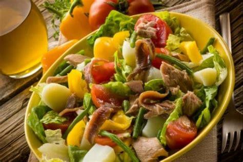 cours cuisine strasbourg recette en vidéo salade niçoise revisitée
