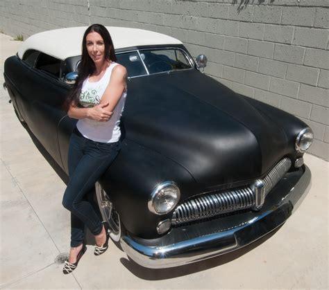 "Alexis Dejorias Custom Built 1949 Mercury ""lead Sled"" Urbasm"