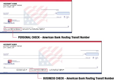 Bank Of America Check Template