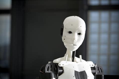 'friendly' Robots Could Allow For More Realistic Human