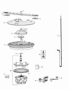 Kitchenaid Dishwasher Electrical Diagram  Kitchenaid  Free