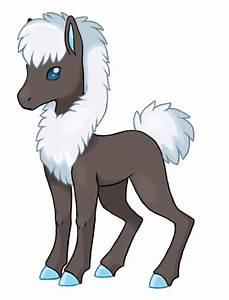 ice type pokemon horse images