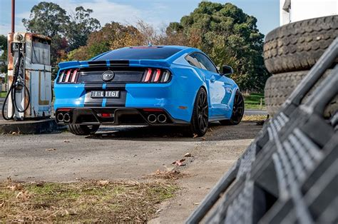 2017 Ford Herrod Performance Mustang Review Wheels
