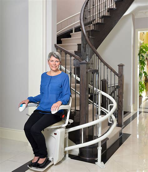 bullock access stair lifts systems provides freedom in