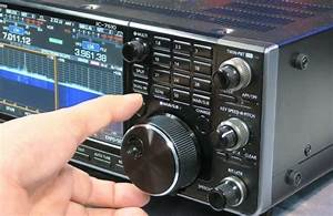 Ic 50 Mhz Sdr Transceiver Previewed At Icom Radio