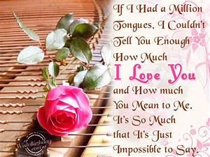 love birthday wishes | Birthday Wishes for Boyfriend ...