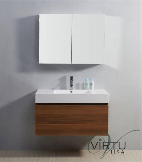 single sink bathroom vanity   hidden drawer