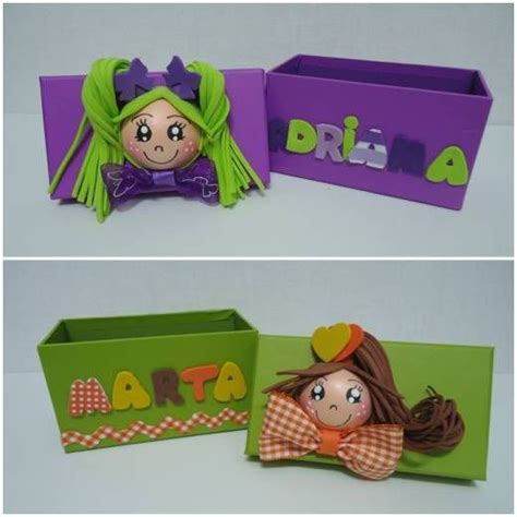 cajitas goma caja de goma cajas y cajas decoradas