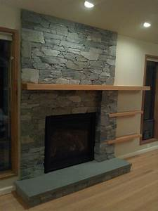 Modern Fireplace Design  U2013 An Asymmetrical Surround