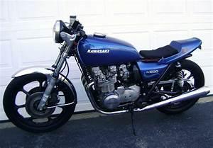 Custom Cafe Racer    Street Tracker Motorcycle