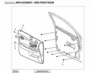 The Passenger Side Door Of My 2006 Chevy Cobalt Will Not