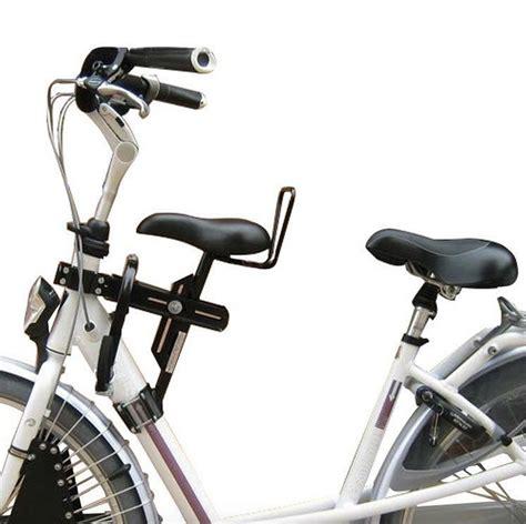 siege velo devant selle enfant à fixer sur le cadre d 39 un vélo adulte sur