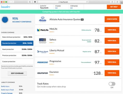 Auto Insurance Calculator by Car Insurance Calculator Find The Cheapest Quotes Insurify