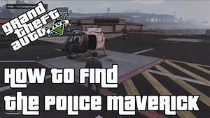 GTA 5 Online - Buzzard/Police Helicopter Spawn Location ...