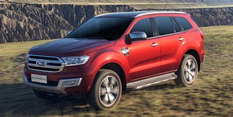 ford everest price specs  cars reviews
