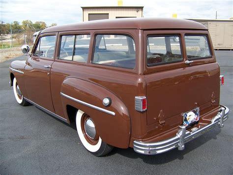 Plymouth Suburban Door Wagon