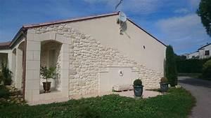 Pierre Facade Exterieur : enduit imitation pierre de pierre et d 39 art ~ Dallasstarsshop.com Idées de Décoration