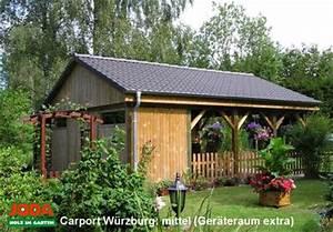 Carport Pultdach Neigung : satteldachcarport mit 22 neigung carport w rzburg erfurtholz ~ Whattoseeinmadrid.com Haus und Dekorationen