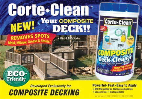 Best Composite Deck Cleaner