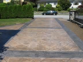 Stamped Concrete Price Photo
