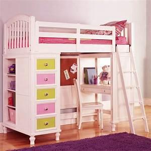 Kinderzimmer Mit Schreibtisch : hochbett mit schreibtisch funktionale betten finden ~ Michelbontemps.com Haus und Dekorationen