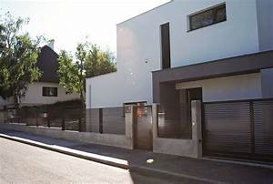 Hausfassade Weiß Anthrazit : guardi aluzaun linea grau garten pinterest zaun gartenzaun und garten ~ Markanthonyermac.com Haus und Dekorationen