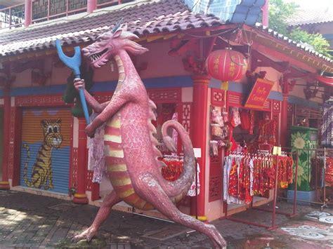 kampung china kota wisata indonesia