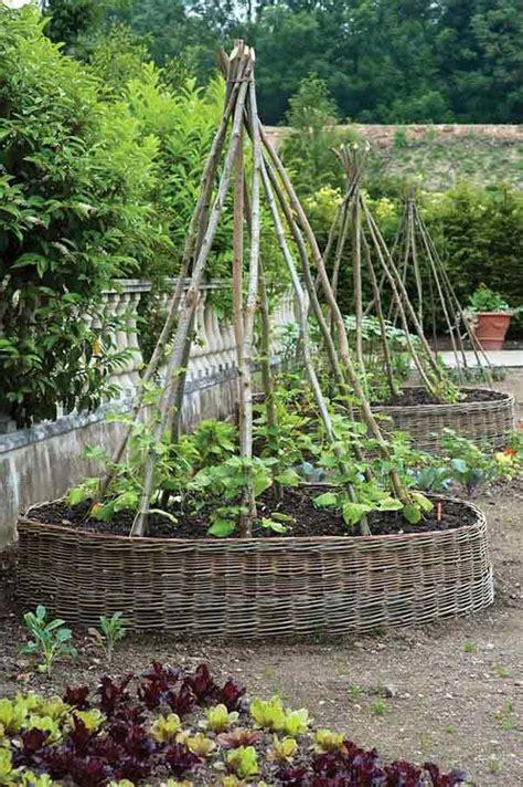 top  surprisingly awesome garden bed edging ideas