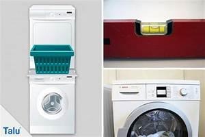 Kann Man Trockner Und Waschmaschine übereinander Stellen : trockner auf waschmaschine stellen was zu beachten ist ~ Michelbontemps.com Haus und Dekorationen