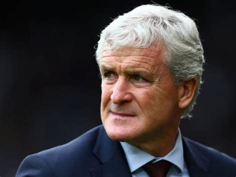 Southampton Manager Mark Hughes 'Frustrated' by Negative ...