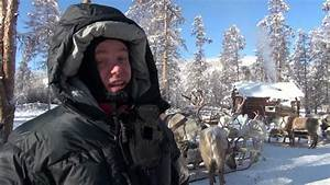 Extreme cold travel; Travelling with the reindeer people ...