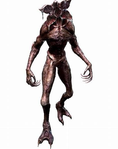 Demogorgon Stranger Transparent Monster Demon Eleven Clipart