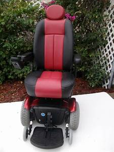 Pride Mobility Jazzy 1143 Ultra Power Wheelchair