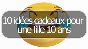 Idée Cadeau Fille 12 Ans : 10 id es cadeaux pour une fille 10 ans youtube ~ Melissatoandfro.com Idées de Décoration