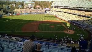 Dodger Stadium Infield Reserve 15 Rateyourseats Com