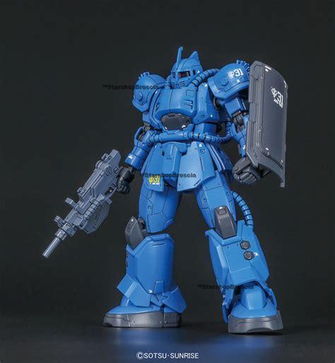 Gundam  1144 Ms04 Bugu Ramba Ral Custom Model Kit Hggo