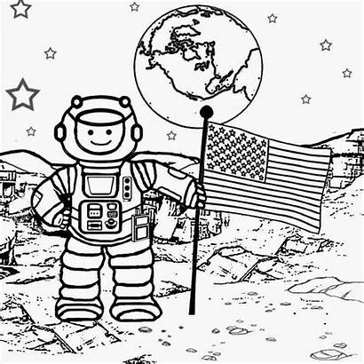 Coloring Pages Solar System Space Colouring Children
