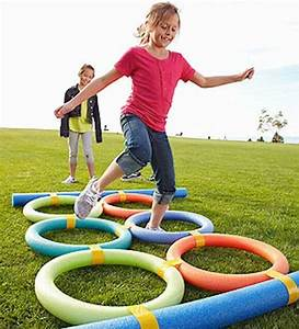 13 entretenidos juegos que puedes hacer en casa para que los niños jueguen en el patio Upsocl