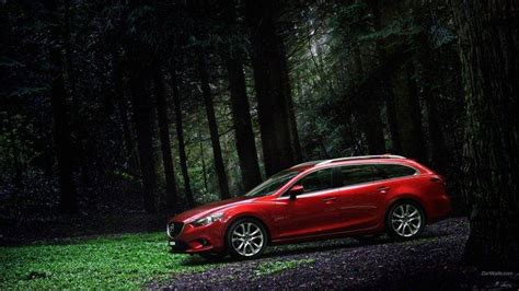 Mazda 6 4k Wallpapers by Mazda 6 Mazda Estate Station Wagon Wallpapers Hd