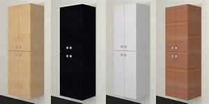 Badschrank 100 Cm Breit : badezimmer hochschrank 80 cm breit design ~ Bigdaddyawards.com Haus und Dekorationen